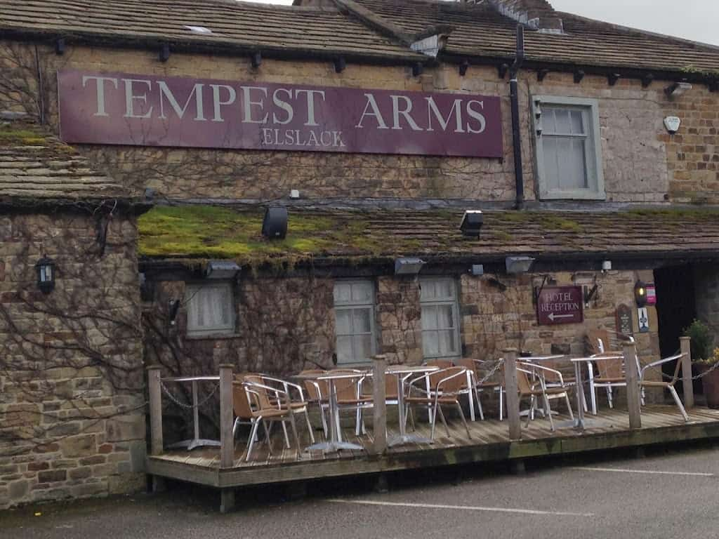 The Tempest Arms, Elslack, Skipton.