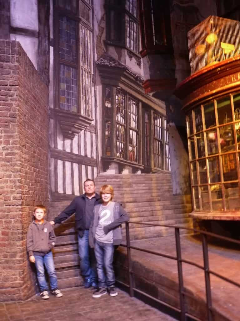 Harry Potter Studios, Part 4