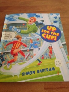 Book Review, Up For The Cup