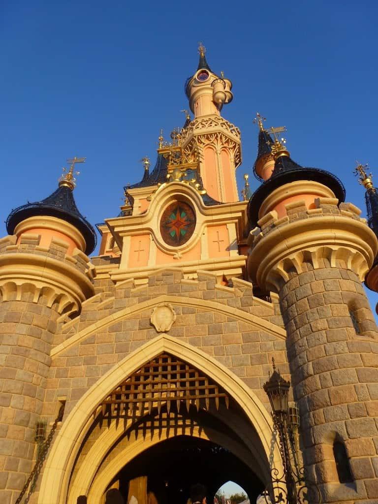 My Sunday Photo, Sleeping Beauty's Castle