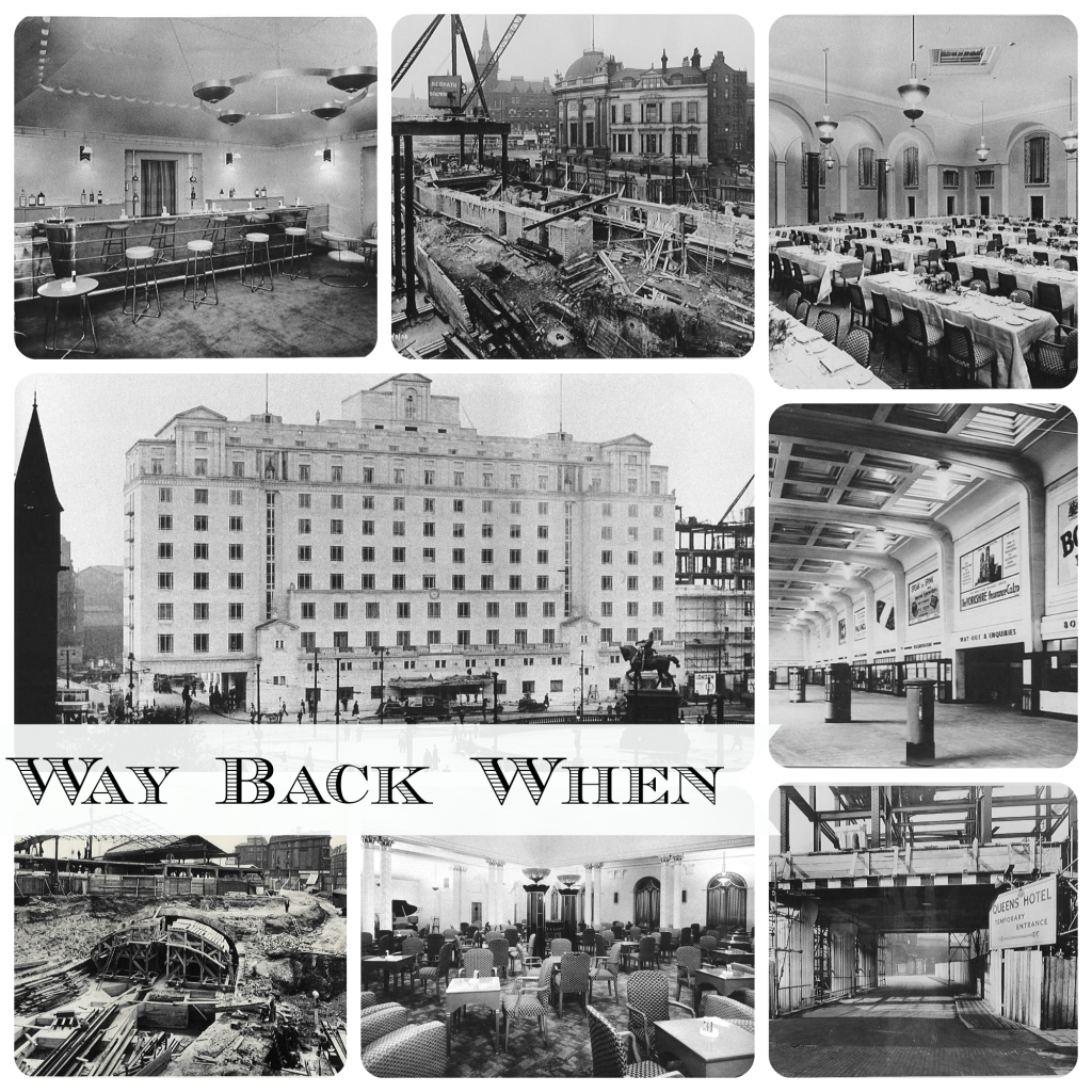 The Queens Way Back When