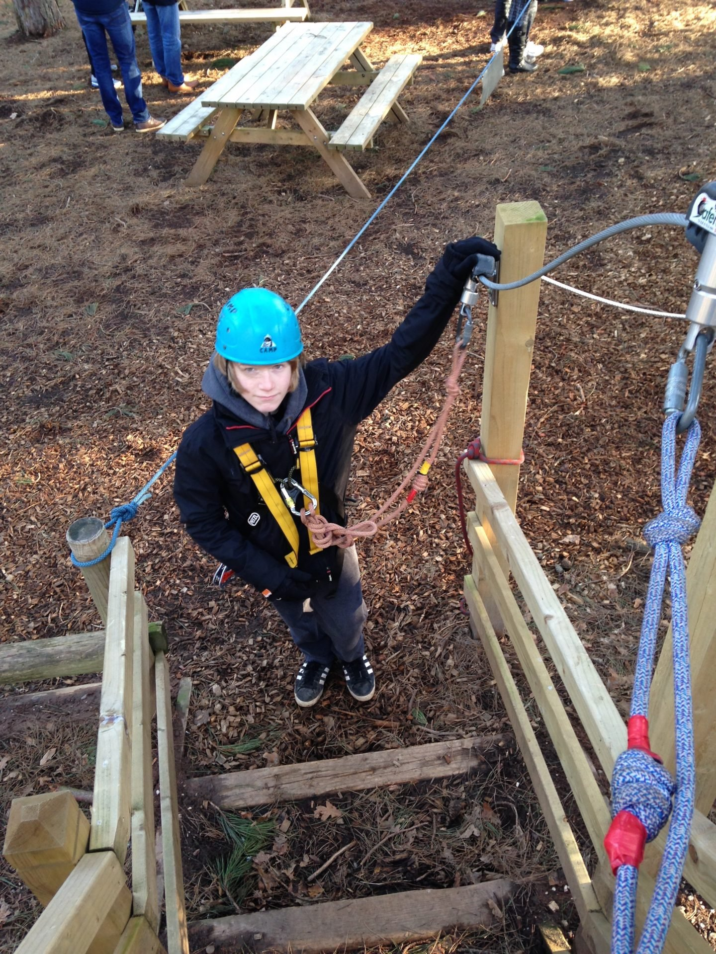 Tree Trekking At Center Parcs Everything You Need To Know