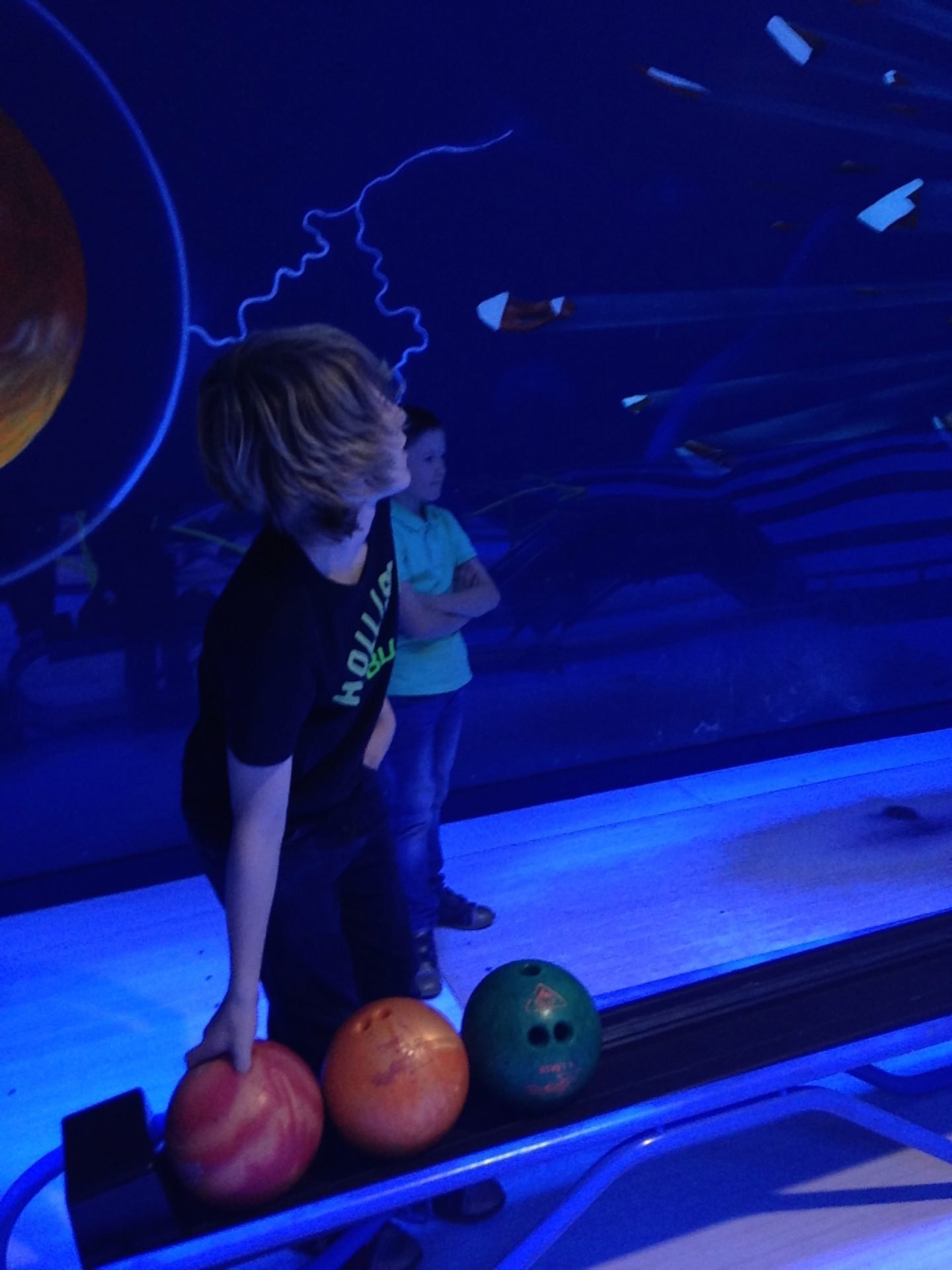 Bowling At Center Parcs