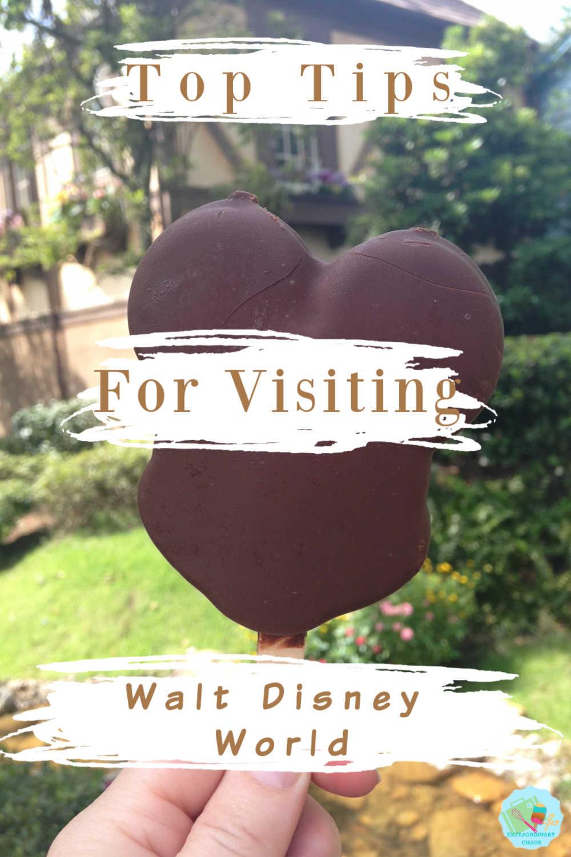 Top Tips For Visiting Walt Disney World