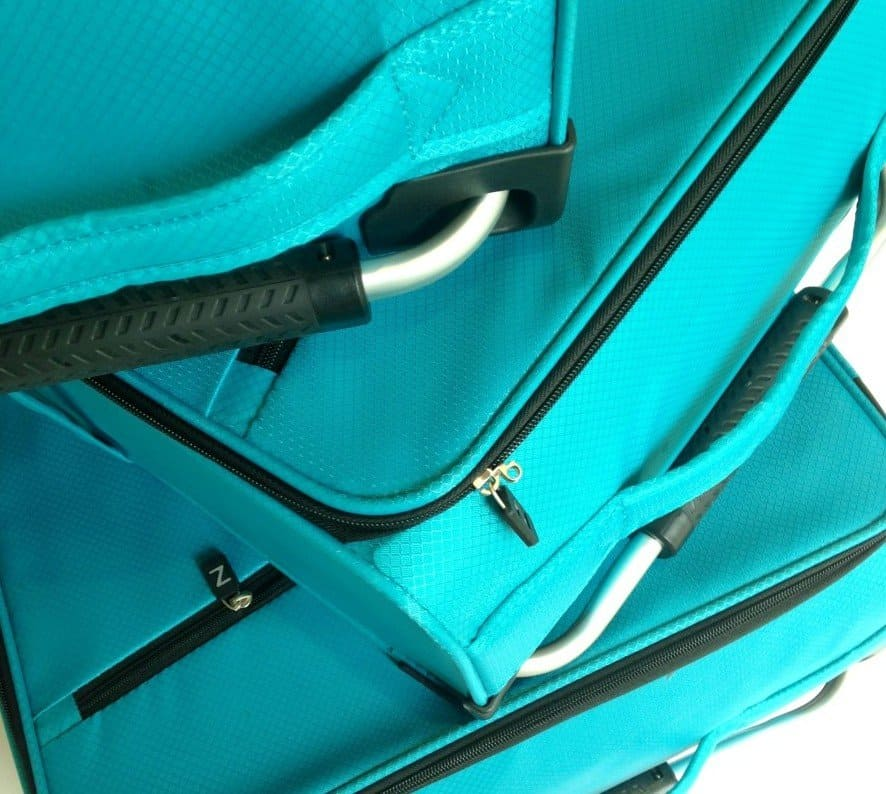 Z Frame Lightweight Cases, Perfect For Travelling Light