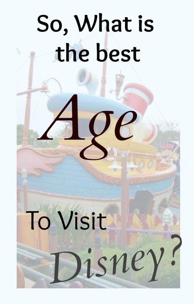 Disney age