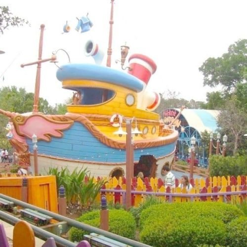 What is the best age to visit Disney World
