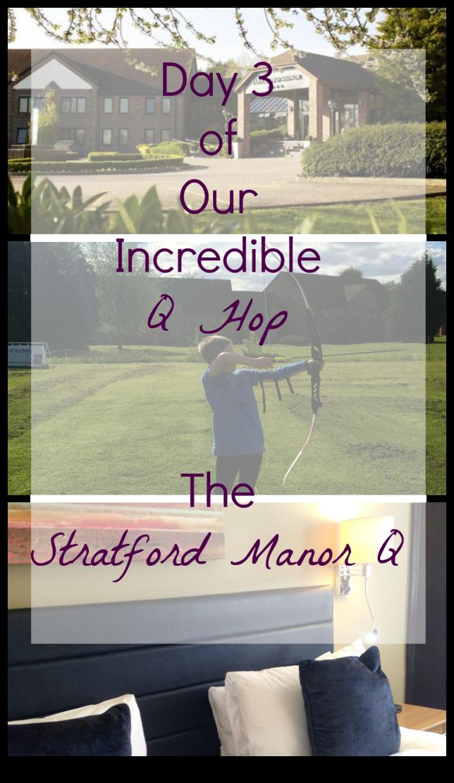 The Stratford Pin
