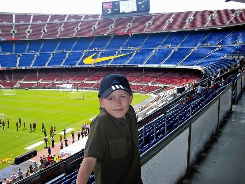 My Barcelona Wish List 2017