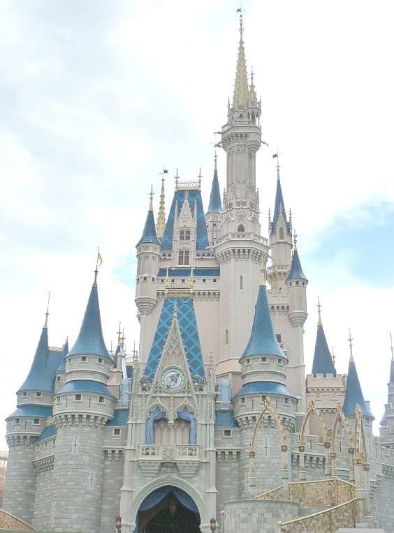 My Sunday Photo, Cinderella's Castle