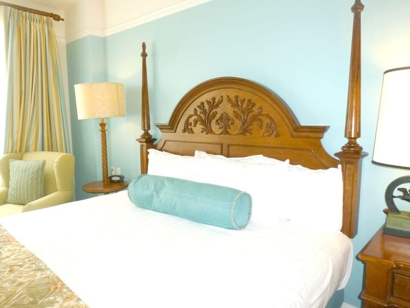 Saratoga Springs Resort and Spa at Walt Disney World, Our Villa