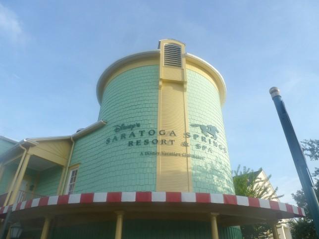 Saratoga Springs Resort and Spa at Walt Disney World, Our Villa