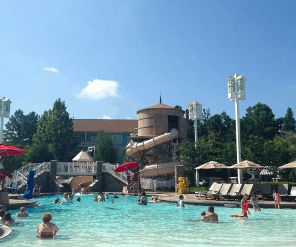 Living The Disney Life At The Saratoga Springs Resort and Spa