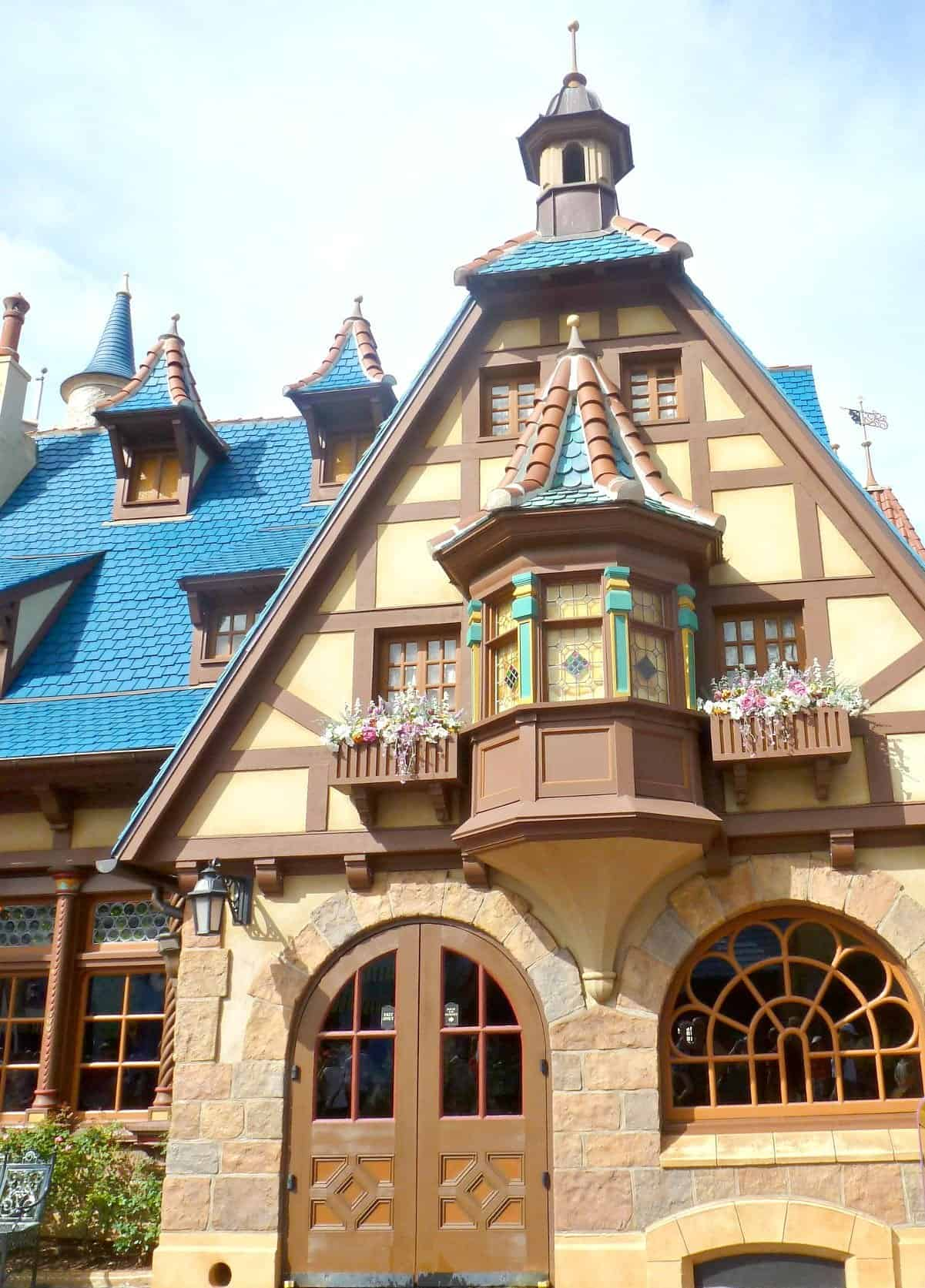 Fantasy Land At Magic Kingdom, Disney World, With Teens And Tweens www.extraordinarychaos.com