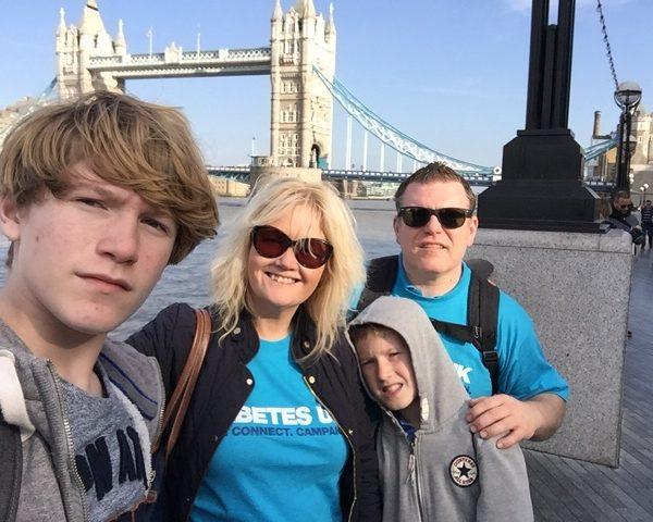 The Diabetes Uk London Bridge Challenge