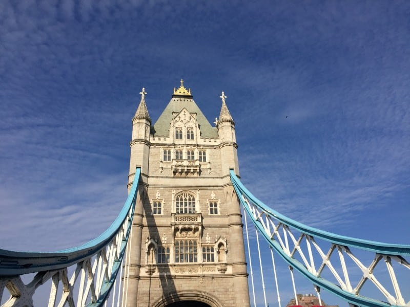 4 great places t spend Christmas, The Diabetes Uk London Bridge Challenge