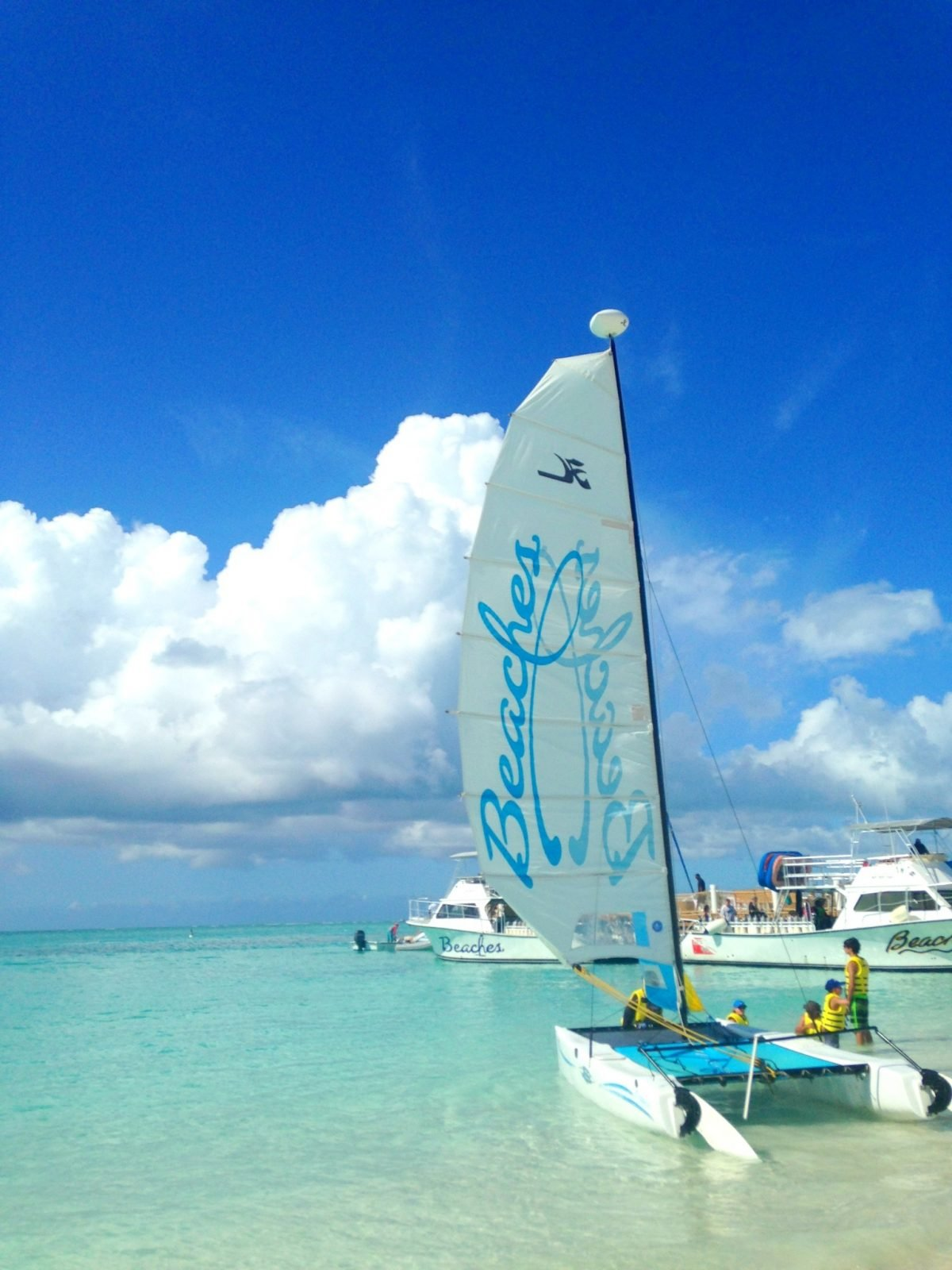 What to do with Teenagers at Beaches Resort Turks And Caicos www.extraordinarychaos.com