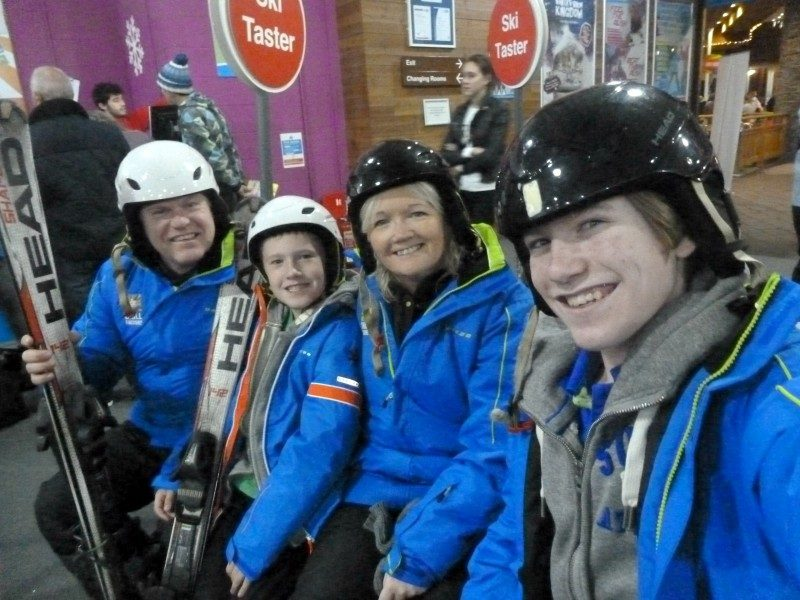 Chill Factore and a difference an hour can make