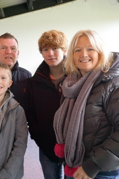 A Wonderful stay at Slaley Hall Q Lodges, Northumberland