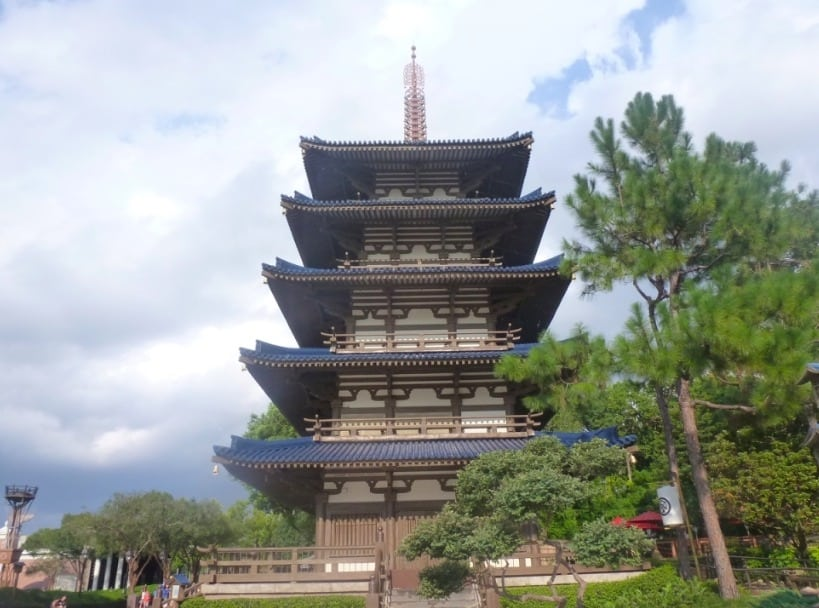 Visiting Japan at Epcot With Teens www.extraordinarychaos.com