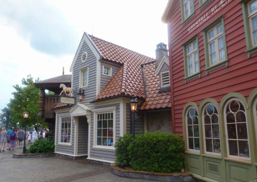 Ten Things We Love About Epcot