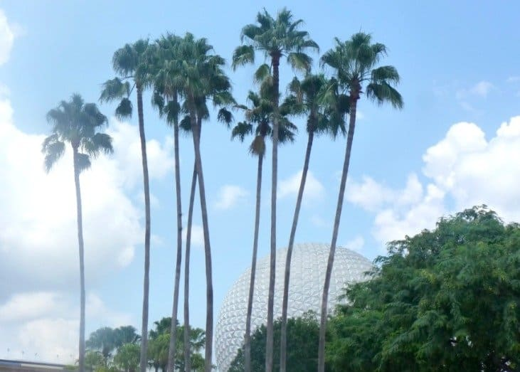 Things To Do At Epcot With Teens and the Epcot Globe  www.extraordinarychaos.com