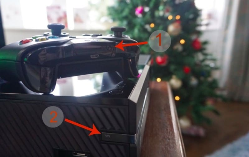 Setting up an Xbox 1 before Christmas Day