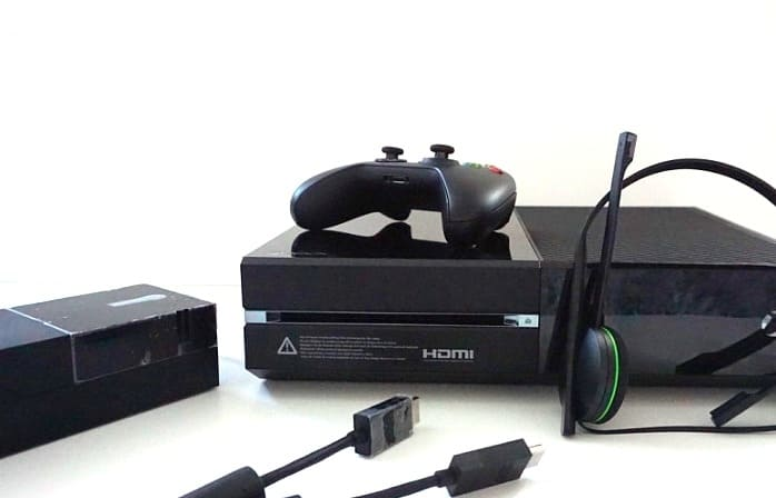 Setting up you Xbox 1 before Christmas