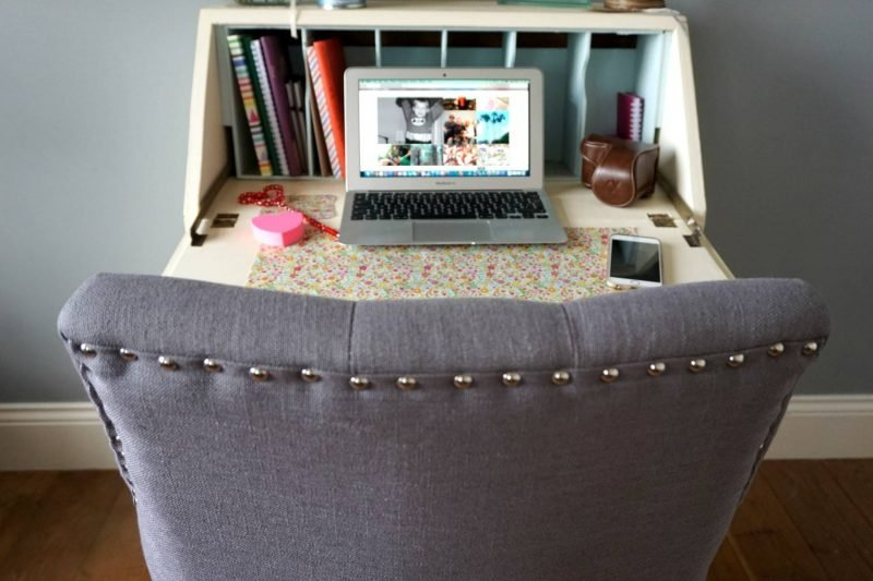 A Comfy Chair and Inspiration