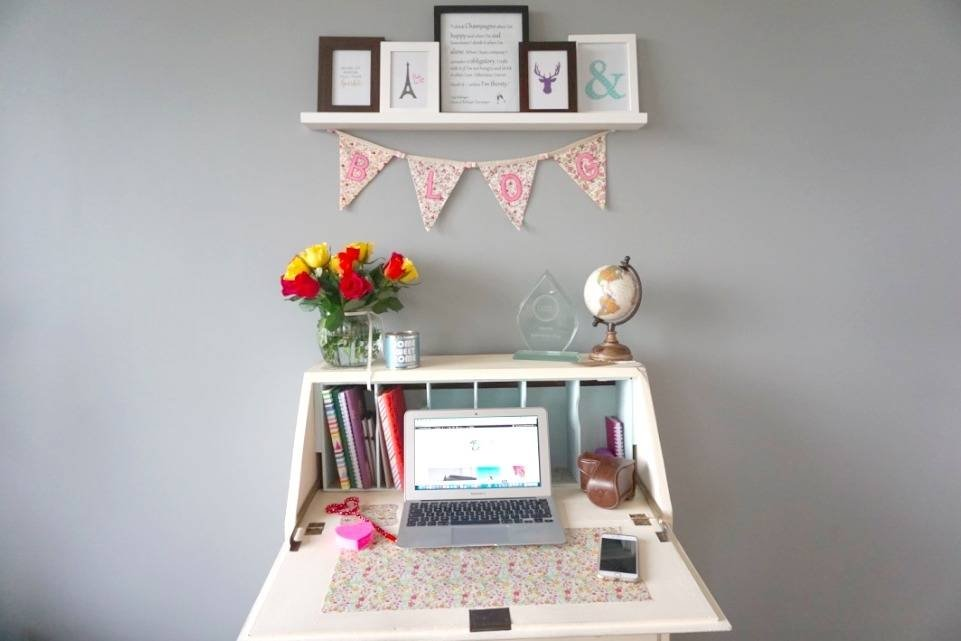 Styling My Work Area