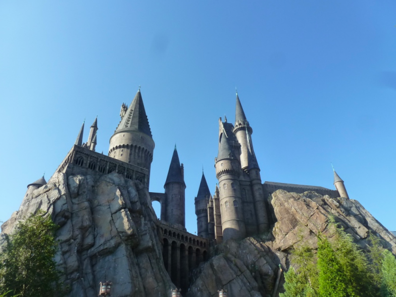 The Wizarding World of Harry Potter at Universal Orlando