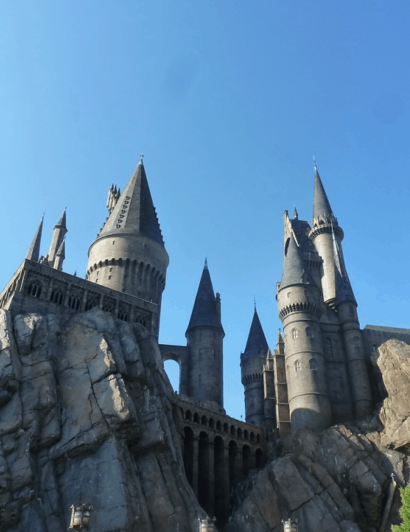 The Wizarding World of Harry Potter at Universal Studios Orlando