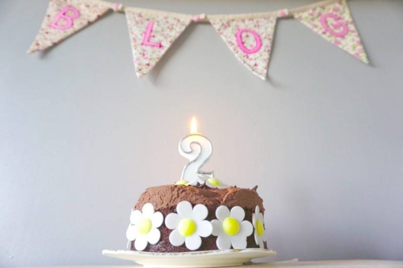 Happy Birthday Extraordinary Chaos, Happy 2nd Birthday Little Blog