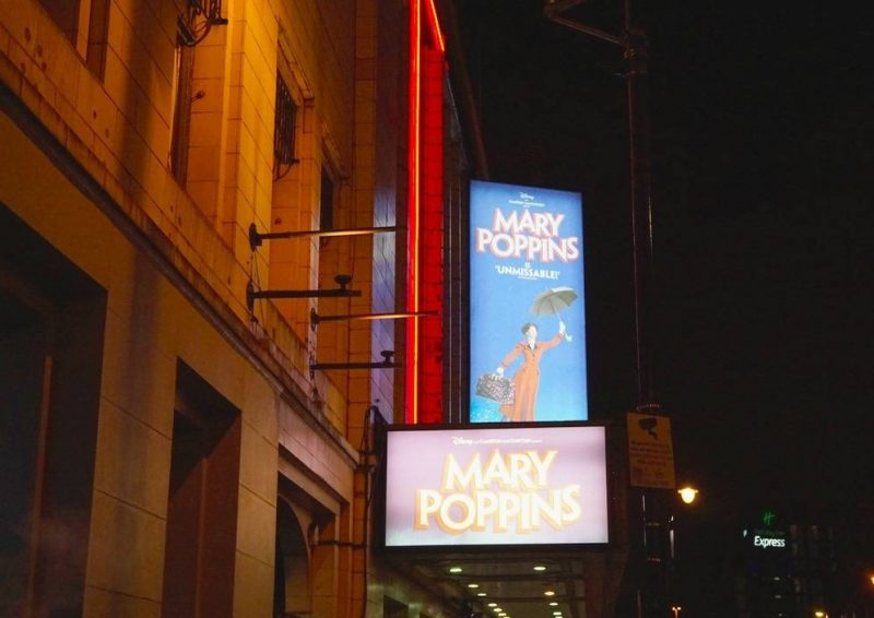 Manchester in 48 Hours, Mary Poppins