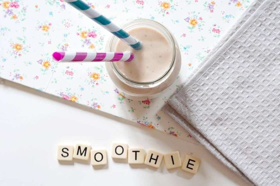 My Captured Moment and Making Smoothies