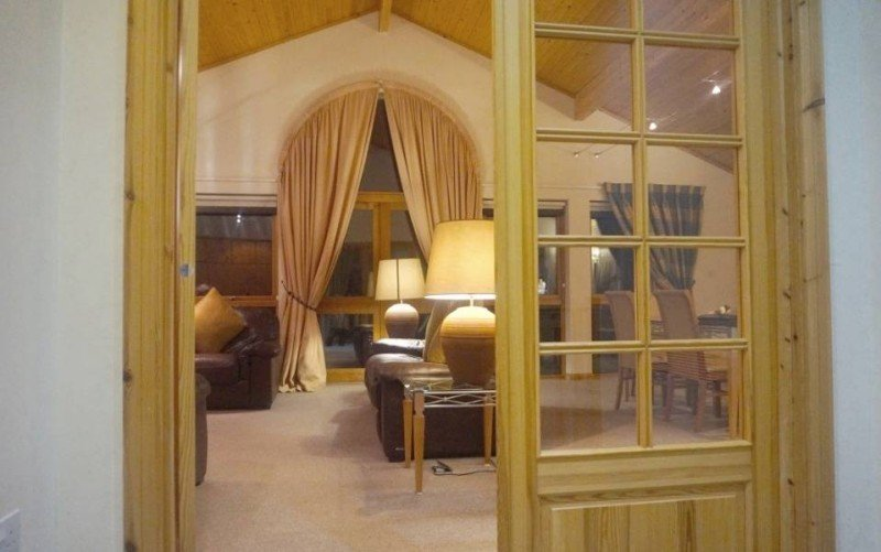Our Lodge at Q Lodges, Belton Woods Grantham