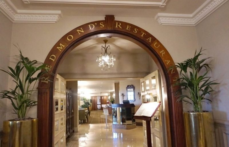 Catching Up With Friends And Delicious Food At Carden Park Hotel