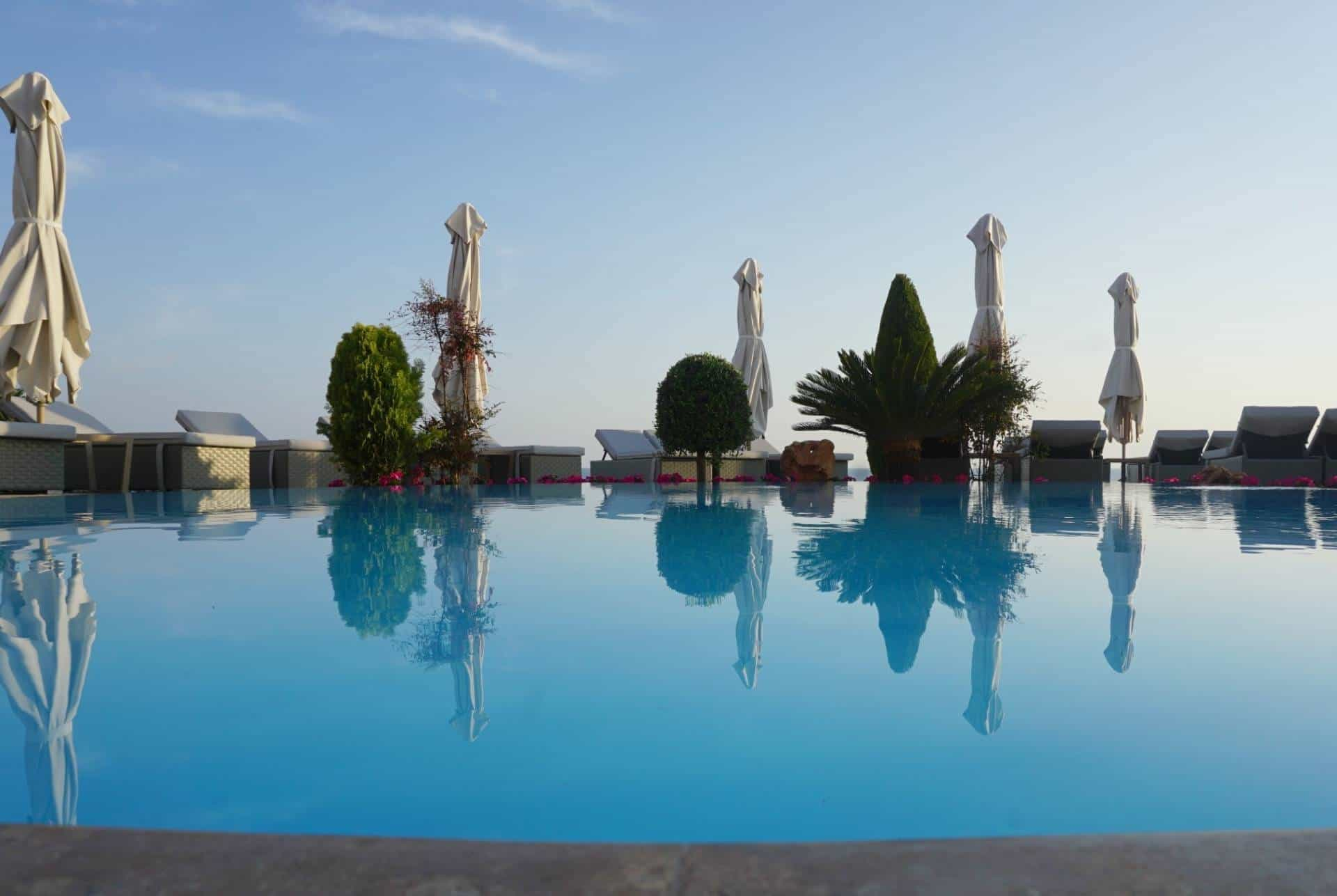 Deluxe Pool at Ikos Oceania Greece