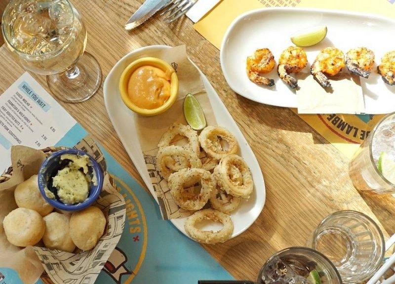 A Taste of Brazil at Cabana Brasil, Manchester