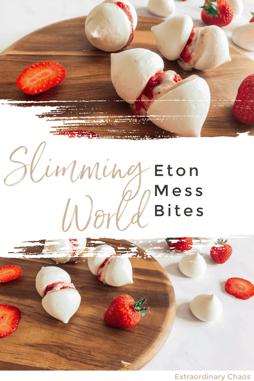 Slimming World Meringue Eton mess