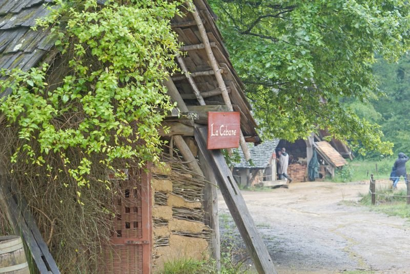 A Post Card From Guedelon 2