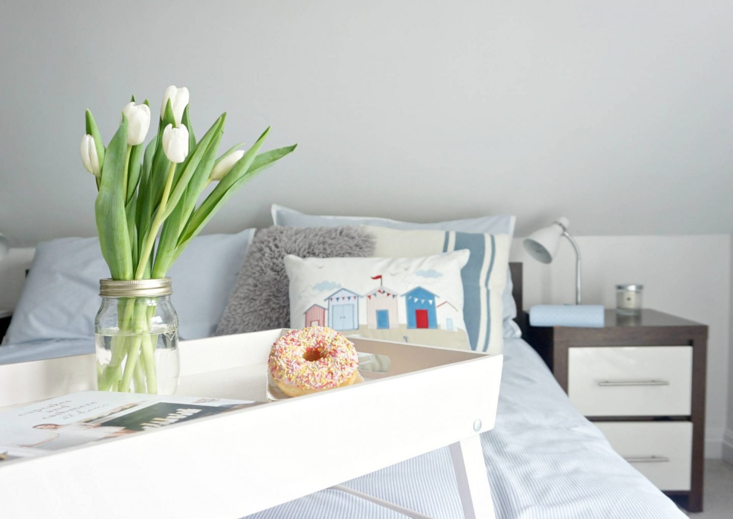 Creating A Chilled Out Bedroom A