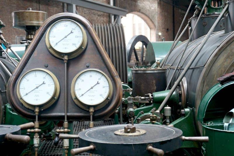 My Sunday Photo, The Steam Hall At MSI G