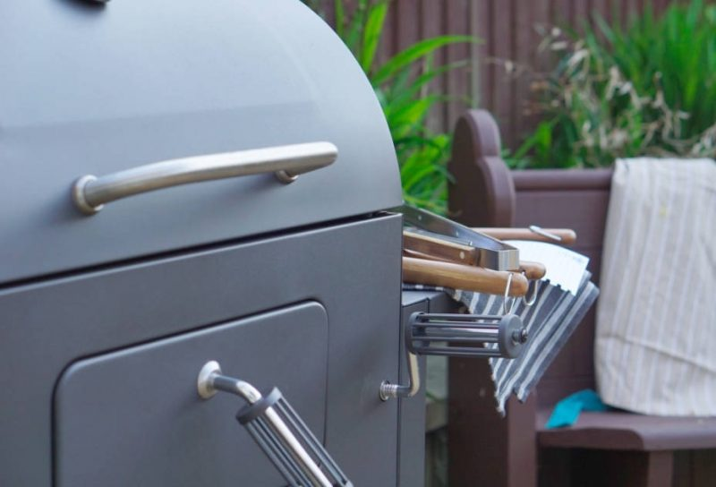 Our Nearly BBQ and Perfect Low Fat Burgers