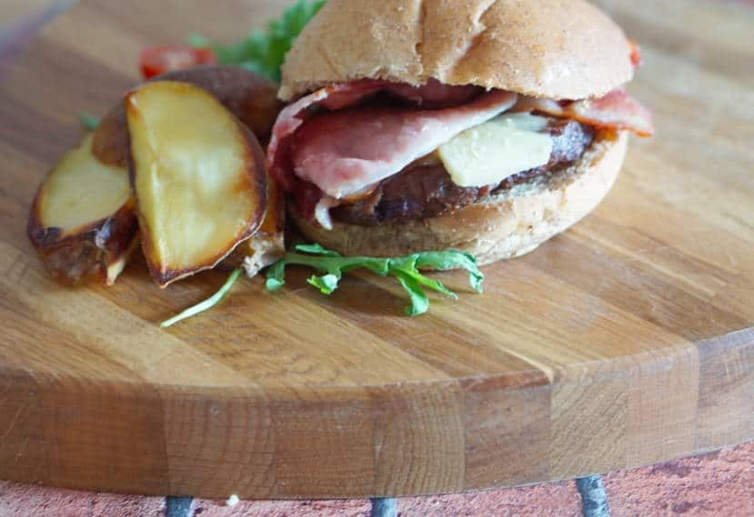Perfect Low Fat Burgers