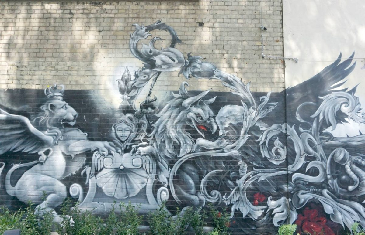 My Sunday Photo, Shoreditch Street Art