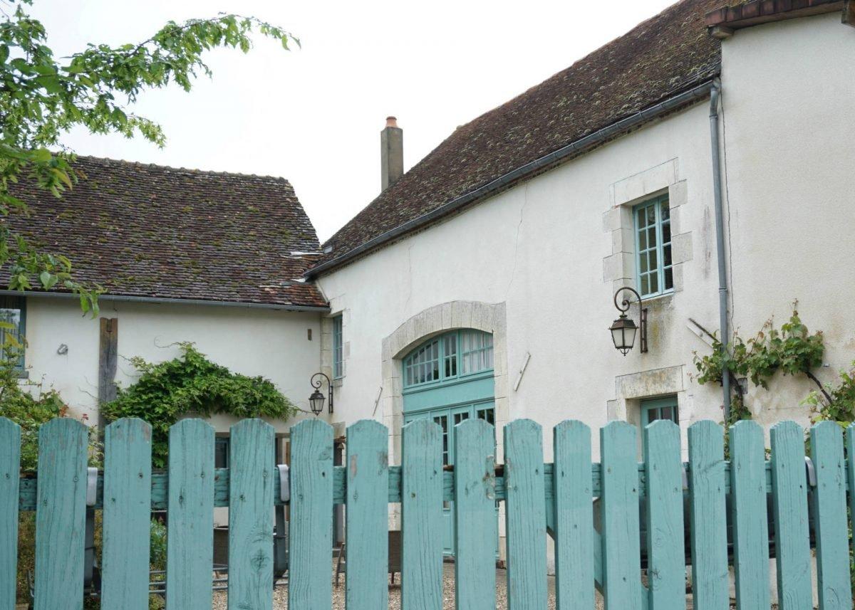 Domaine de Varenne in Saint-Amand-en-Puisaye.
