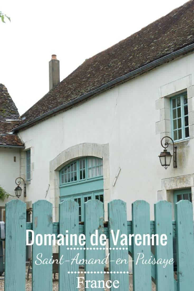 Living the French Life at Domaine de Varenne