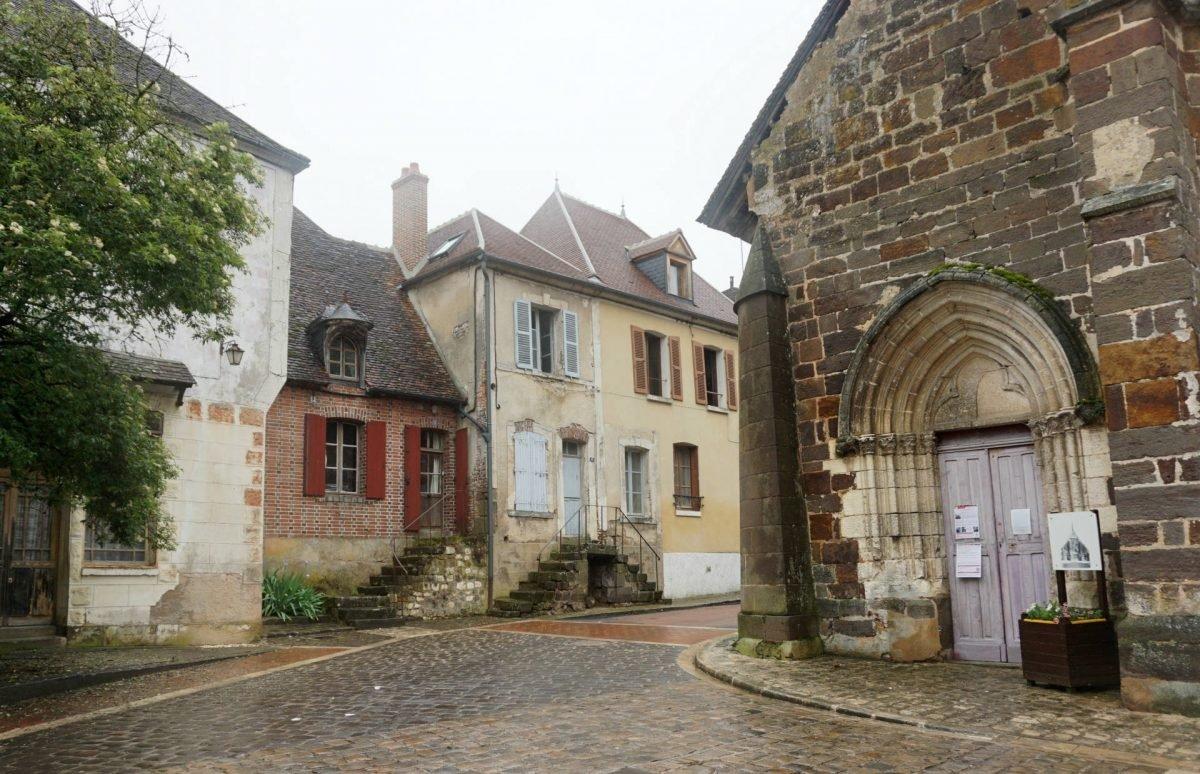 Saint-Fargeau, A Quintessential French Village