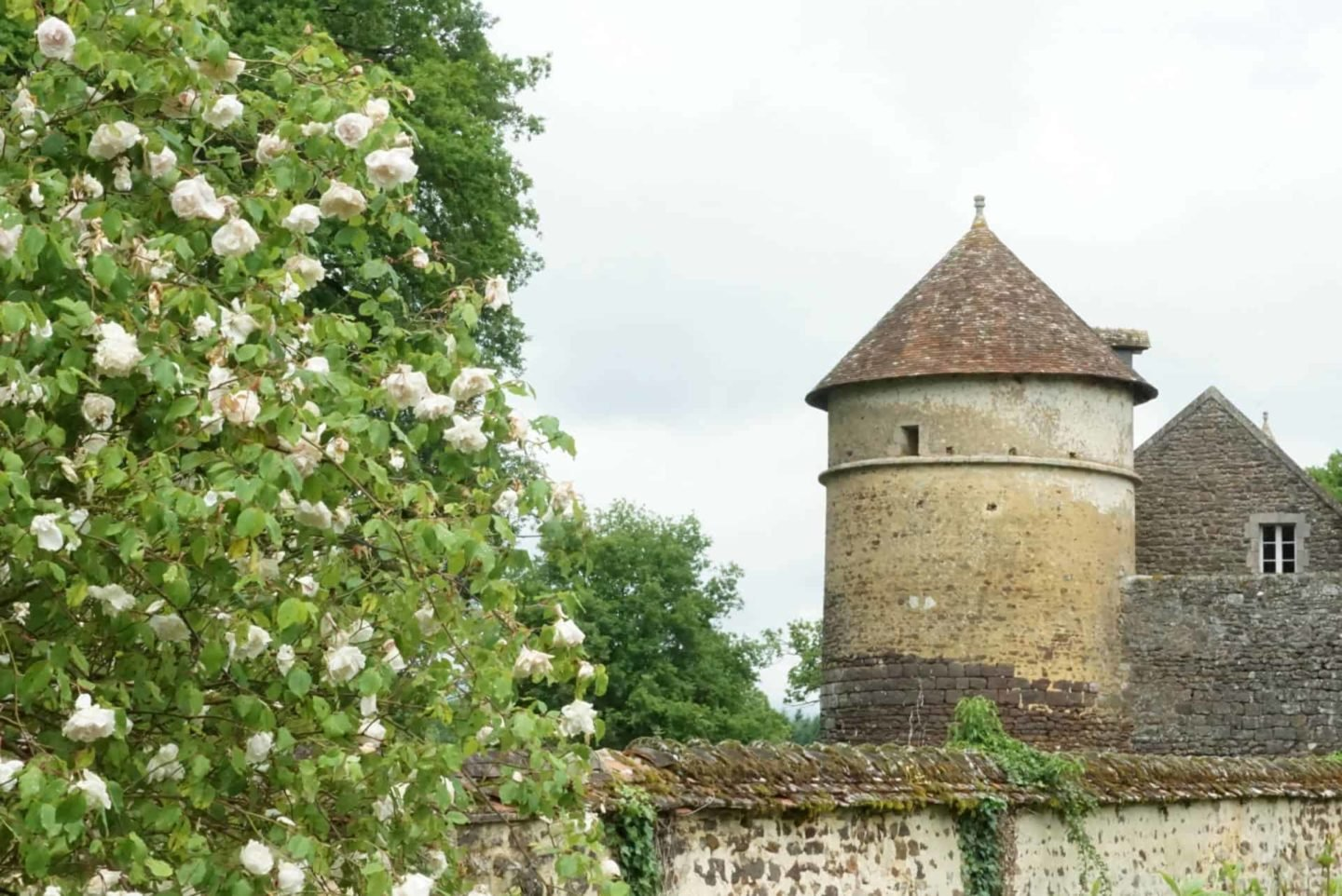 My Sunday Photo, The Beauty of Chateau Ratilly